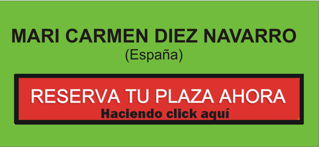 Reservas para curso Mari Carmen Diez